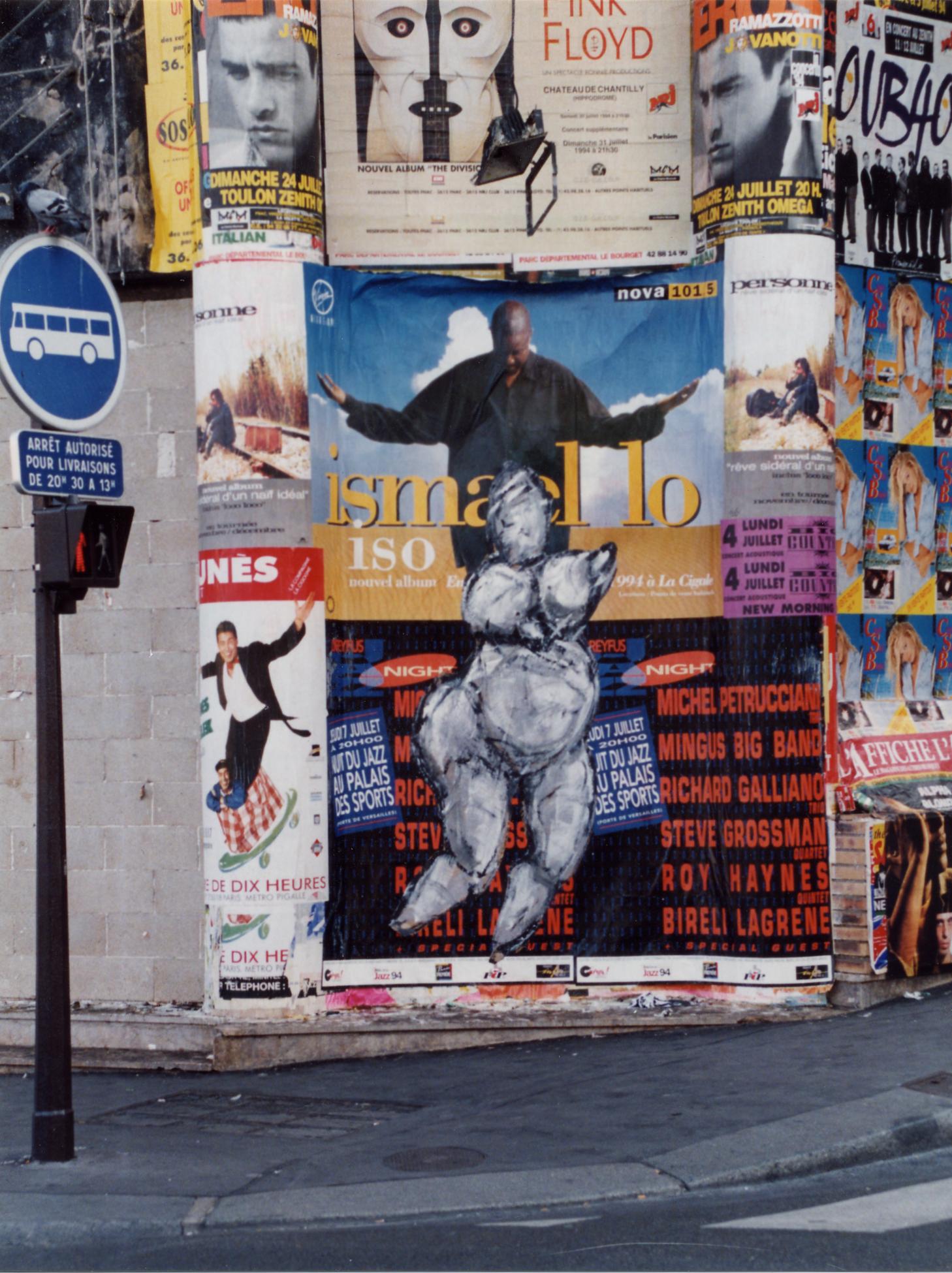 Place Pigalle en 1993