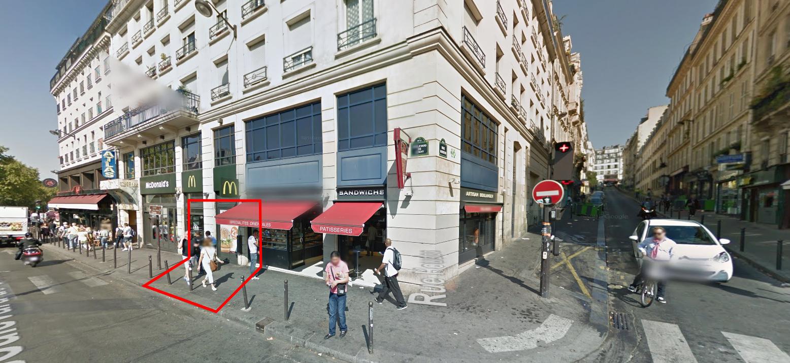 Place Pigalle en 2017